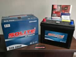 Solite. 80А.ч., Прямая (правое), производство Корея