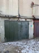 Боксы гаражные. улица Героев-Тихоокеанцев 24а, р-н Чуркин, 34,0кв.м., электричество, подвал. Вид снаружи