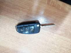 Ключ зажигания, смарт-ключ. Audi A6 allroad quattro, 4FH Audi S6, 4F2 Audi Q7 Audi A6, 4F2, 4F2/C6 ASB, AUK, BNG, BPP, BSG, BAT, BBJ, BDW, BDX, BKH, B...