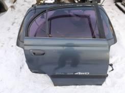 Дверь задняя правая Toyota Corona ST195 Пустая (железо)