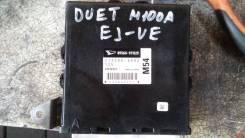 Блок управления ДВС, Toyota DUET, M100A, EJ-VE, 89650-97H29