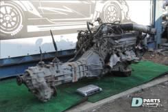 Двигатель в сборе. Toyota Celsior, UCF10 Toyota Hilux Surf 1UZFE