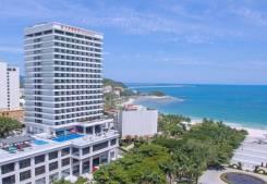 Санья. Пляжный отдых. Новый отель на берегу моря с большой территорией Dadonghai Hotel Sanya