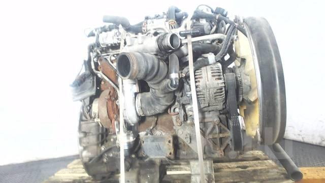 Контрактный двигатель Mitsubishi Fuso Canter 2013, 3 л, диз (4P10-ААТ4)