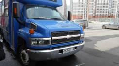 Chevrolet. В Санкт-Петербурге автобус Champion BUS