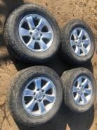 "Toyota. 7.5x17"", 6x139.70, ET30, ЦО 110,0мм."