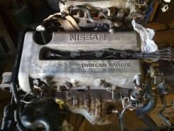 Двигатель SR20DE по запчастям