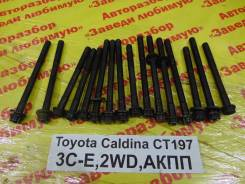Болт головки блока цилиндров Toyota Caldina Toyota Caldina 1999.04