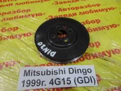Шкив водяного насоса (помпы) Mitsubishi Dingo Mitsubishi Dingo 1999