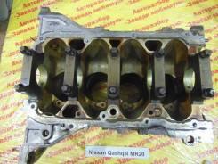 Блок цилиндров Nissan Qashqai Nissan Qashqai 2000