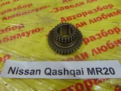 Шестерня коленвала Nissan Qashqai Nissan Qashqai 2000