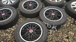Продам комплект колес ( 345-Б ) на японском литье