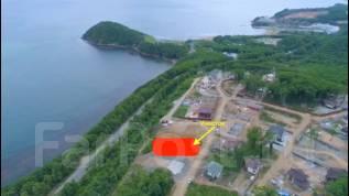 Продам Участок 12 соток Вид на Море Первая Линия поселок Лазурный. 1 200кв.м., аренда, электричество, вода