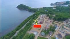 Продам Собственность 10 соток Вид на Море Первая Линия посело Лазурный. 1 000кв.м., собственность, электричество, вода. Фото участка