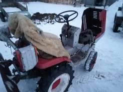 Чувашпиллер Русич Т-12. Трактор Т-12, 8 л.с.