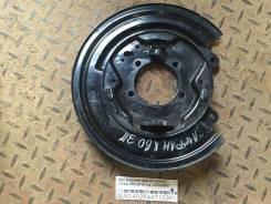 Щит опорный Lifan X60 2012 [S3502900], правый задний S3502900