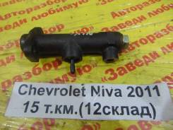 Главный цилиндр сцепления Chevrolet Niva Chevrolet Niva 2011