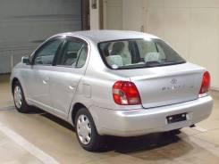 Дверь боковая Toyota Platz. NCP12. 1NZFE. 2000 год. Chita CAR