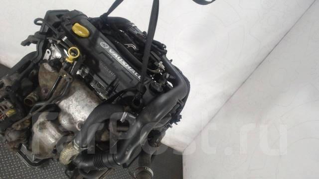 Контрактный двигатель Opel Combo 2001-2011, 1.7 л, дизель (Y17DTL)