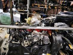Двигатель в сборе. Subaru Impreza WRX STI, GRB, GVB EJ20, EJ207