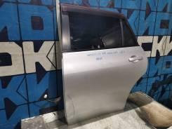 Дверь задняя левая на Nissan Wingroad Y12, HR15DE