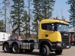 Scania G440. Продам Седельный тягач 2013 год, 13 000куб. см., 40 000кг., 6x6