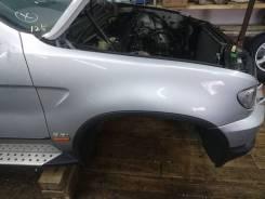 Крыло переднее правое BMW X5 E53 Б/п по РФ. 41357000386
