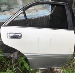 Дверь задняя правая в разбор Toyota Crown JZS171