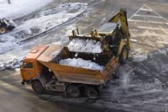Уборка и вывоз снега, наледи, очистка территории, расчистка просек