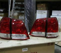Задний фонарь. Toyota Land Cruiser, GRJ200, URJ200, URJ202, UZJ200, VDJ200, J200, URJ202W, UZJ200W 1GRFE, 1URFE, 1VDFTV, 2UZFE, 3URFE