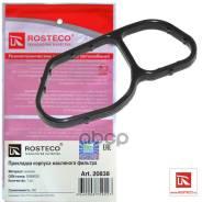 Прокладка Масляного Фильтра Opel Силикон 55568539 Rosteco арт. 20838