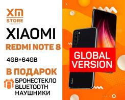 Xiaomi Redmi Note 8. Новый, 64 Гб, 3G, 4G LTE, Dual-SIM