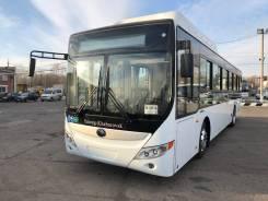 Yutong ZK6118HGA. Автобус большого класса газовый Yutong 6118 с Кондиционером, 81 место, В кредит, лизинг. Под заказ