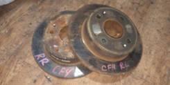 Диск тормозной. Honda Accord, CF4, CF3, CF5, CF6, CF7, CL3 Honda Torneo, CF3, CF4, CF5, CL3 F18B, F20B, F23A