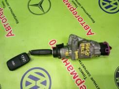 Замок зажигания. Volkswagen Bora, 1J2, 1J6 Volkswagen Golf, 1J1, 1J5 Audi: A6 allroad quattro, A8, TT, S3, A3, TTS, A6, A4 AUQ, AQD, BFC, ATQ, APU, AM...