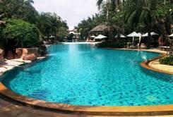 Таиланд. Паттайя. Пляжный отдых. Семейный отель Ravindra Beach Resort & SPA с 3-мя большими бассейнами!