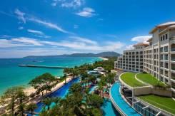 Санья. Пляжный отдых. Курортный отель Ocean VIEW Resort Yalong BAY - один из лучших в Санья!
