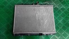 Радиатор охлаждения двигателя. Citroen C4 Citroen Berlingo Citroen C5 Peugeot 407, 6D, 6E EW10A
