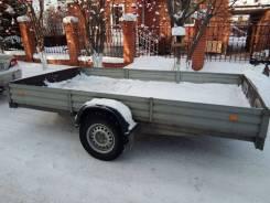 Уралмаш ЭКГ-5М. Продам прицеп 2x3,5м, 1 300кг.