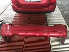 Задний бампер Subaru Forester SG5