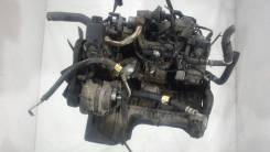 Контрактный двигатель Ssang Yong Rexton 01-2007, 2.7л, дизель, (D27DT)