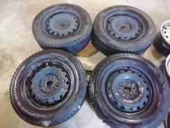 Колеса 195/65R15 5x100 6.0J ET45 4 шт