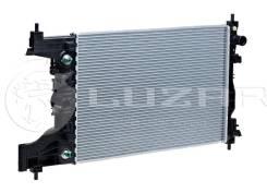 Радиатор охлаждения двигателя. Chevrolet Astro Chevrolet Astra Chevrolet Cruze, J300 Opel Astra L2W, LDD, LDE, LFH, LHD, LKR, LLW, LNP, LUD, LUJ, LUW...
