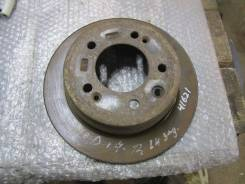Диск тормозной задний Kia Ceed 2007-2012;i30 2007-2012;ix35/Tucson