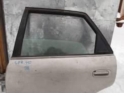 Дверь Toyota Sprinter, левая задняя AE110