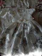 Платья. Рост: 122-128, 128-134 см
