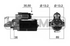 Стартер 2.0Kw Citroen Jumper, Peugeot Boxer 2.2D, Ford Transit ERA 220353
