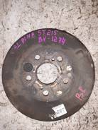 Барабан тормозной Toyota Carina 1999, задний