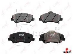 BD-3619 Колодки тормозные дисковые | перед | LYNXauto