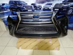 Lexus GX 460 бампер передний 13-19 г